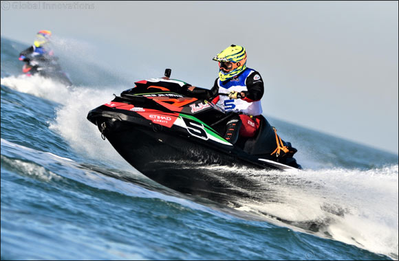 Team Abu Dhabi Riders Grab Double Triumph On Dramatic Race Day in Kuwait