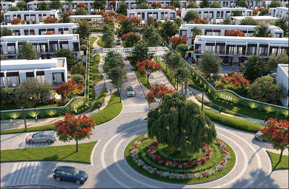Buyers Rush for Majid Al Futtaim's First 'Elan' Townhouses at Tilal Al Ghaf