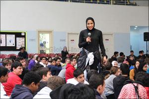 ACS Doha International School Celebrates Qatar National Sports Day in Presence of Qatari Inspiring A ...