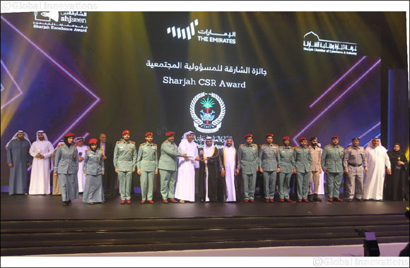 Sheikh Khaled Al Qasimi Honors Winners of Sharjah Excellence Award 2019