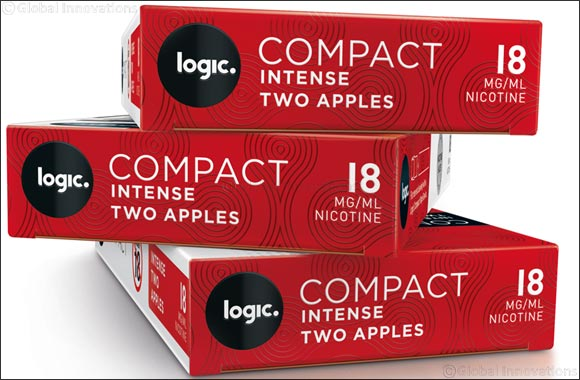 Logic Compact's Original Two Apples Flavour Now Available in the UAE