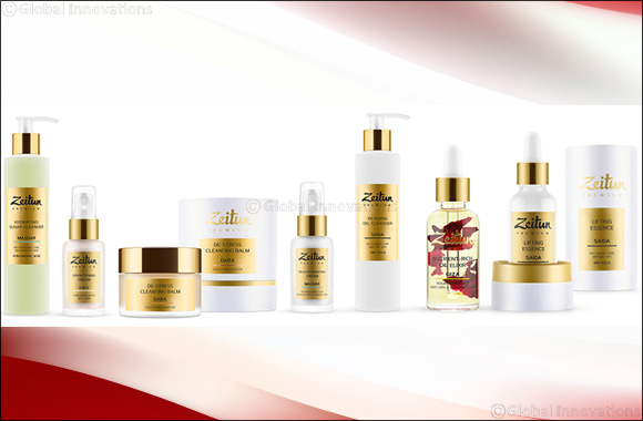 Introducing Zeitun Premium Face Care Collection