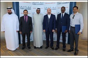 Dubai Chamber Honours Top-performing Trading Companies