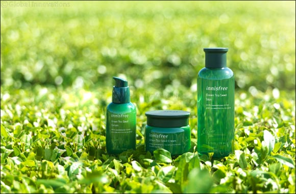Korea's Number One Beauty Brand Innisfree All Set to Celebrate the Grand Opening at the Dubai Mall
