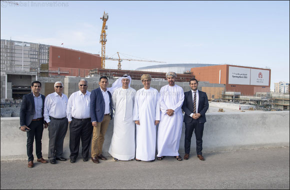 Mall of Oman Onboards a Host of Global Lifestyle, Fashion, and F&B Brands Ahead of Its 2021 Opening