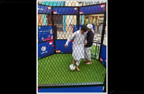 Al Wahda Mall Announces UAE Pro League Mobile Roadshow Activations