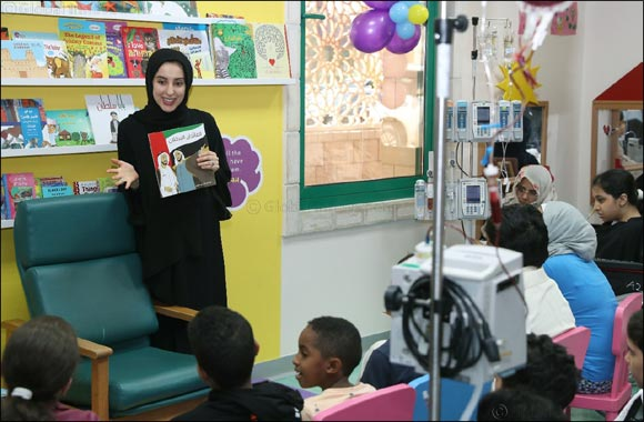 Dubai Cares Donates 2,000 Books to Wanna Read? Initiative to Instill the Habit of Reading Among Children in UAE Hospitals