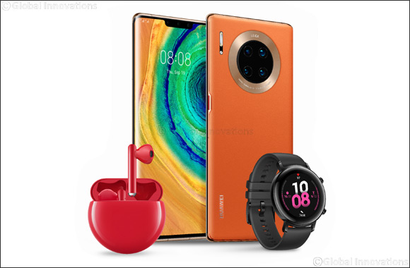 This Unbeatable Bundle Offer makes it the Best Time to Buy the King of 5G Smartphones – HUAWEI Mate 30 Pro 5G in the UAE