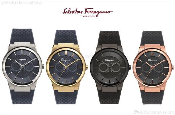 Ferragamo Sapphire Collection