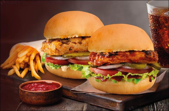The Big Grill Burgers – Latest Addition to Max's All About Chicken Menu