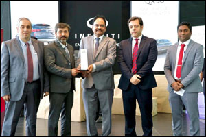 Infiniti Al Babtain Announces 2019 National Sales and Service Skills Contest Winners