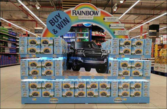 Rainbow Milk is Celebrating Arab Heritage With Major Land Cruiser Competition.