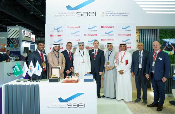 Honeywell, Saudia Aerospace Engineering Industries Lead the Way in Middle East Aircraft Maintenance