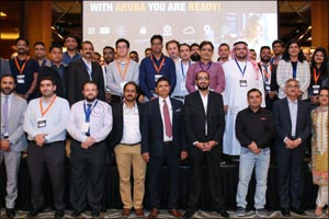 Al-Futtaim Technologies and Aruba Host Joint Session Showcasing Benefits of Wi-Fi 6 and Cloud Manage ...