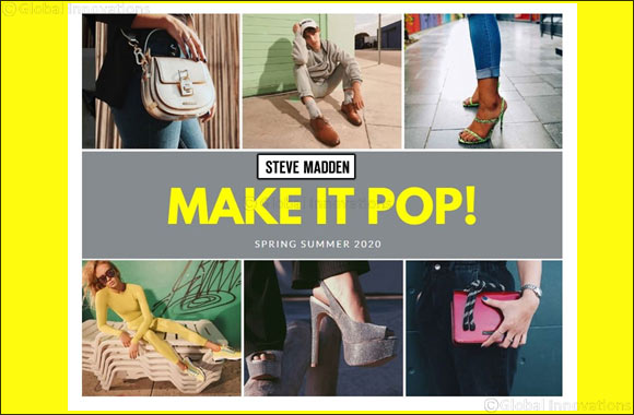Steve Madden Spring 2020 Collection Launch