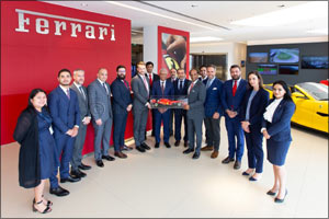Ferrari Middle East Recognizes Al Tayer Motors With Five Awards
