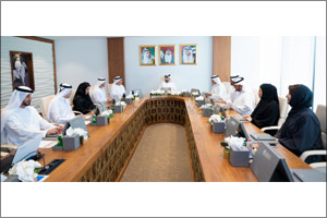 HH Sheikh Mansoor Bin Mohammed Presides Over Dubai Sports Council Board Meeting