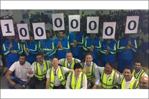 AF Construction Achieves 10 Million Man-hours Without  Lost Time Injury on Creek Horizon Tower Proje ...