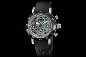 Chronoswiss Chronograph Skeleton � Breezy Style and Sporty Design