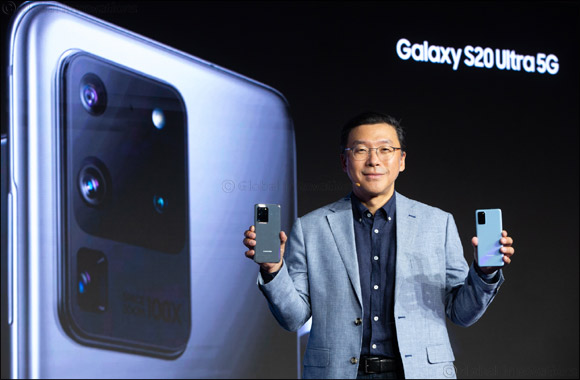 Samsung Galaxy S20 Series Debuts in the UAE, Marking a New Era of Experience