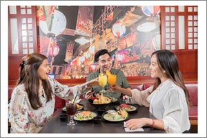Discover Tokyo Tokyo Central � The New Home of Authentic Affordable Asian Cuisine in the Heart of De ...