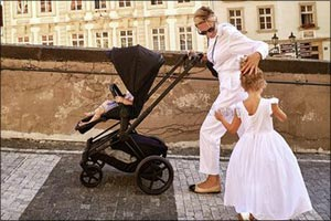 Introducing a Revolutionary E-stroller That is Making Parental Life Even More Enjoyable and Effortle ...