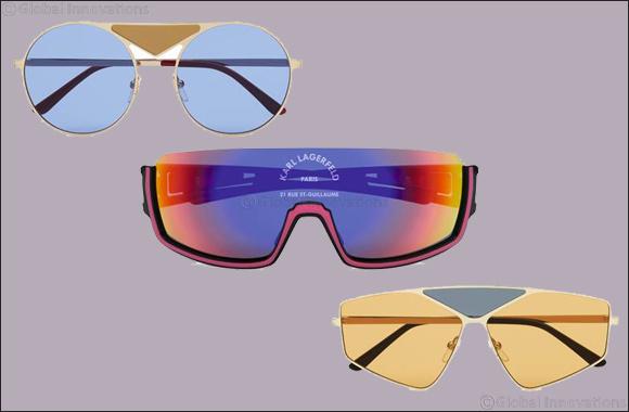 Karl Lagerfeld Spring-Summer 2020 Eyewear Collection