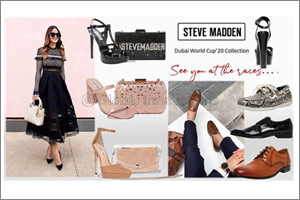 Steve Madden Unveils an Avant-garde Collection to Put Your Best Foot Forward at the Races