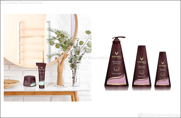 The Key to Healthy Hair with VIERRO'