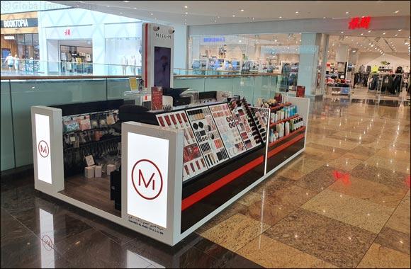 Missha Cosmetics Unveils Its First Kiosk in Dubai Festival City Mall