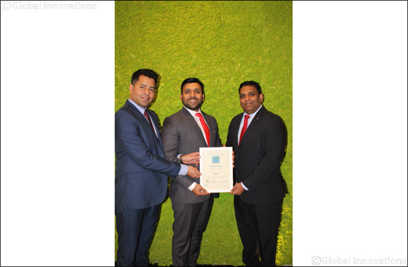 Citadines Metro Central Dubai Receives Green Key Award for the Fourth Consecutive Year