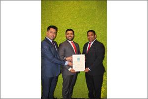 Citadines Metro Central Dubai Receives Green Key Award for the Fourth Consecutive Year