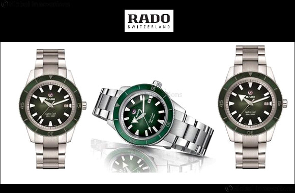 Rado Captain Cook Automatic