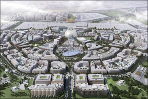 Siemens Signs 10-year Lease Agreement to Base Its  Dubai Operations at District 2020