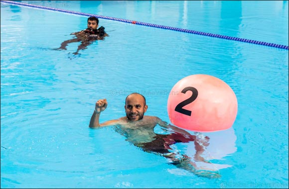30 Divers Battle for Top Prize at 14th Fazza Championship for Freediving