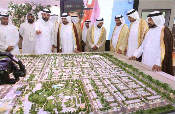 Sheikh Abdullah Bin Salem Al Qasimi Inaugurates Acres 2020