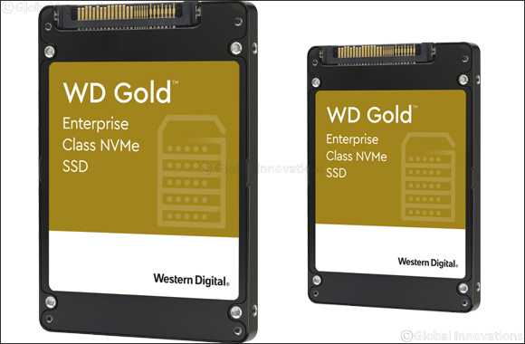 Western Digital Empowering Small and Medium Enterprises (SMEs) in Transition to NVMe with New WD Gold NVMe SSDs