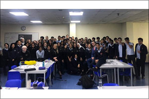 AXA Gulf and Emirates International School Meadows Host Exclusive Workshop to Prepare Students for t ...
