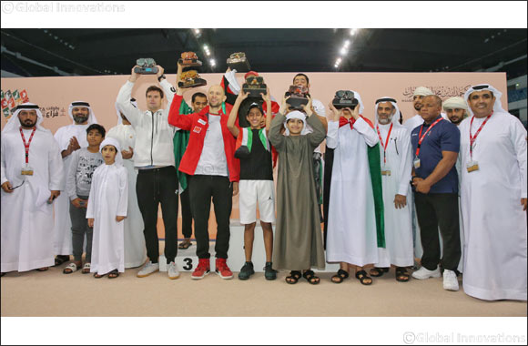 New Records Set at 14th Fazza Championship for Freediving