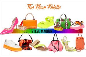 The Neon Palette - Steve Madden