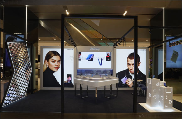 Samsung and Harvey Nichols - Dubai Join Forces to Elevate Your Smartphone Experience