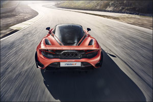 Lighter, More Powerful, Even More Engaging � and Uniquely Mclaren: the New 765LT is Revealed