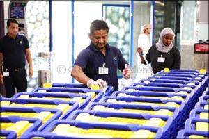 Al Bastaki: Union Coop Trolleys are Sanitized Regularly