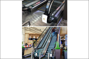 Sahara Centre Emphasises Customer Well-Being, Introduces Escalator Handrail UV Sterilizers
