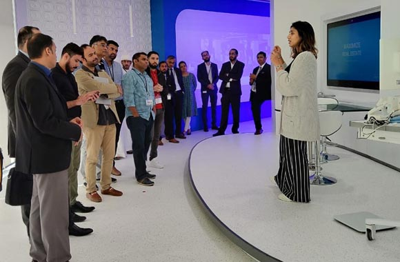 Al-futtaim Technologies and Cisco Systems Hold an Educational Session on Cisco Technology to Customers
