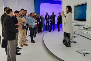 Al-futtaim Technologies and Cisco Systems Hold an Educational Session on Cisco Technology to Custome ...