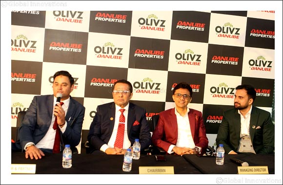 Danube Properties Announces the Launch of the Dh400 Million Olivz – the First Project Announcement in Dubai in 2020