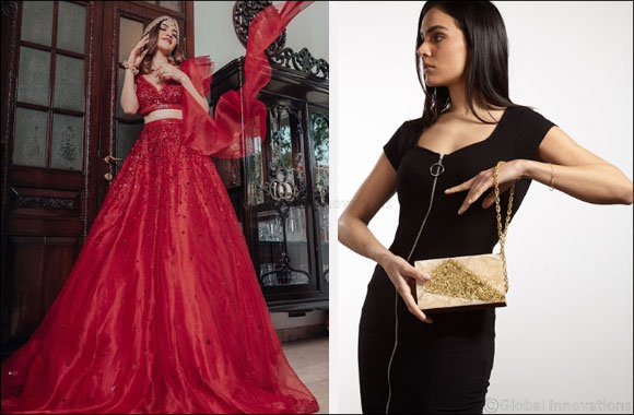 The Rack by Kachins Launches New Collection by Label Nitya Bajaj and Amit Aggarwal at the Rack by Kachins