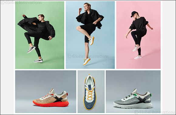 ECCO Launches Latest Athleisure Line – St.1