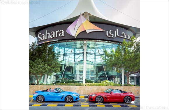 Sahara Centre Spring Promotion 2020 Concludes: Two Shoppers win BMW Z4 While Others Bag Fashion Vouchers Worth AED 150,000